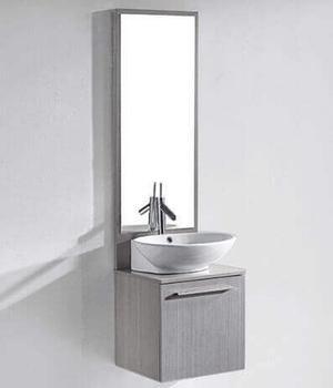 "Alassio 18"" Wall Hung Bathroom Vanity Product Image"