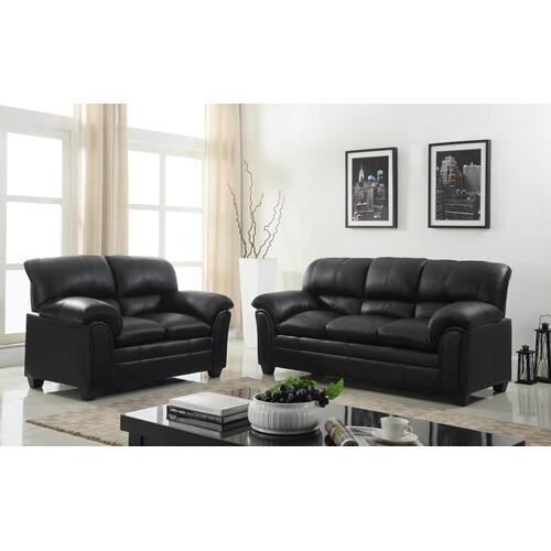 Parker - Sofa & Love - Black