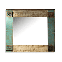See Details - Bombay Carved Mirror