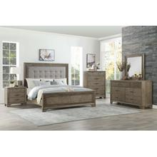 Caruth 4Pc Queen Bed Set