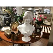 Statue Head Bust Figurine