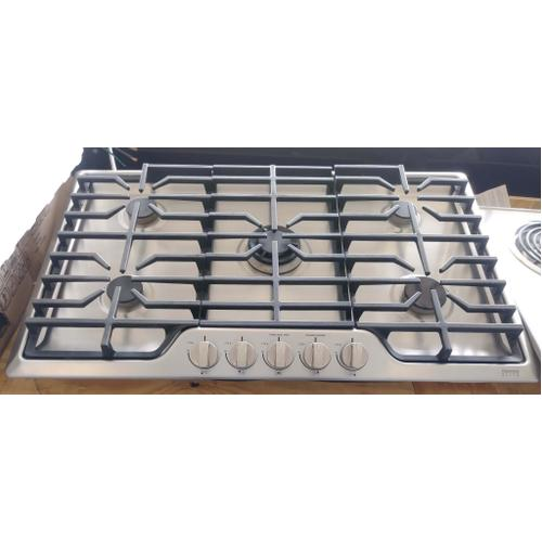 """Kenmore Elite 32713 36"""" Gas Cooktop - Stainless Steel (USED) *90 Day Warranty*"""