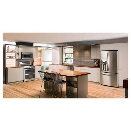 GE Stainless Steel Kitchen Package