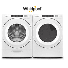 Whirlpool Front Load Laundry Pair