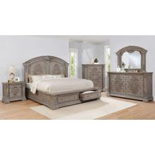 Avalon Heritage Heights King Bedroom Set