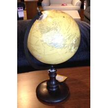 See Details - Metal World Globe