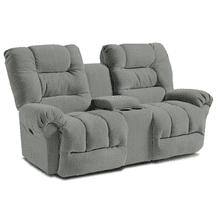SEGER ROCKING CONSOLE LOVESEAT in Heron     (L720RC7,23173)