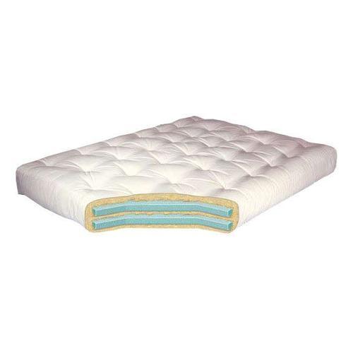 Double Foam Futon Mattress