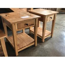 Hickory Occassional Tables