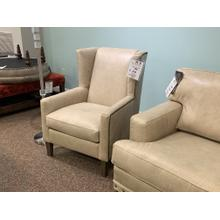 View Product - Bermuda Riff Leather Chair