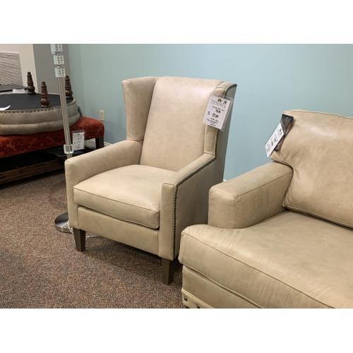 Mayo Furniture - Bermuda Riff Leather Chair
