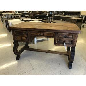 L.M.T. Rustic and Western Imports - Rustic Writing Desk