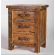Stony Brooke 3 Drawer Nightstand