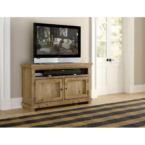 "54"" Entertainment Center - Pine"