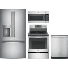 4 Piece Kitchen Appliance Set