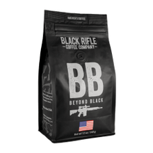 Beyond Black 12oz Ground Bag
