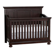 Georgetown Lifetime Crib - Rosewood
