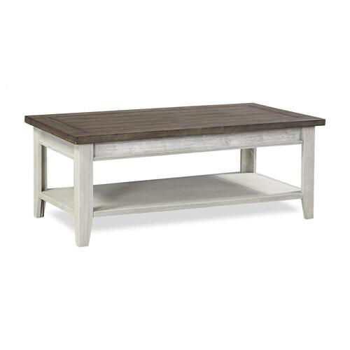 Aspen Furniture - Eastport Cocktail Table