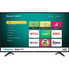 "40"" 1080P HD Smart Roku TV"