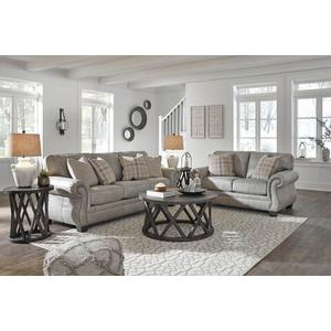 Olsberg Sofa and Loveseat Set