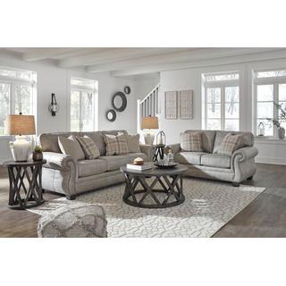 Olsberg Sofa and Loveseat Set