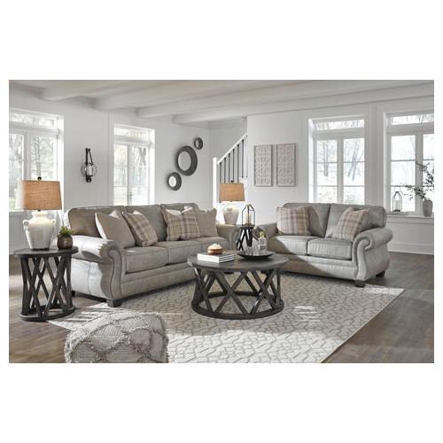 - Olsberg Sofa and Loveseat Set