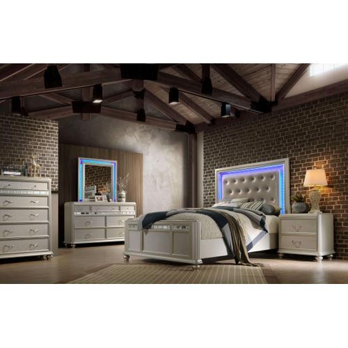 AVALON B00846-6KB Kaleidoscope Reflections King Bed