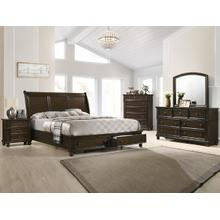 Crown Mark B6077 Lara King Bedroom