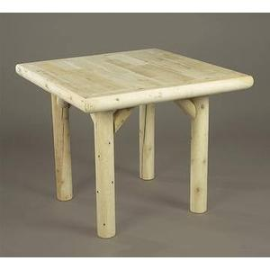 """35"""" Solid Top Dining Table"""