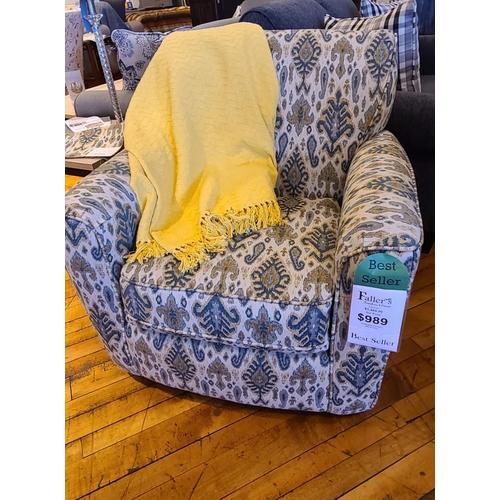 Craftmaster Furniture - Swivel Chair - Sherpa