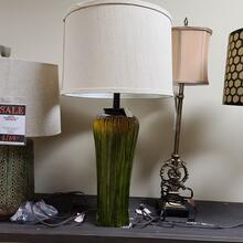See Details - Medallion Table Lamp (L/STLA1012)