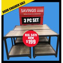3pc deal of the week