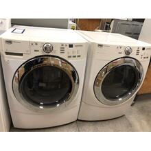 Used Maytag Font Load Washer and Electric Dryer Set