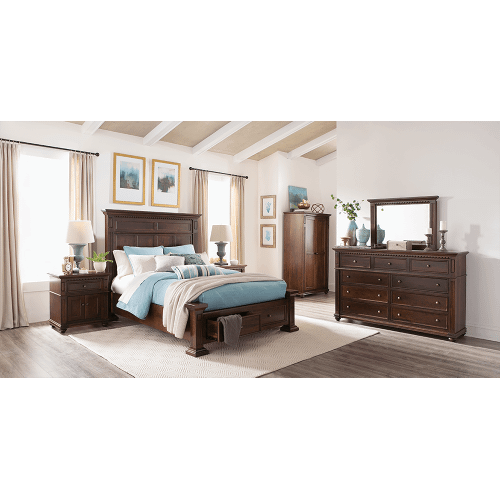 Palettes - MONTCLAIR GROUP BEDROOM COLLECTION