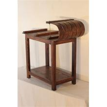 Toboggan End Tables