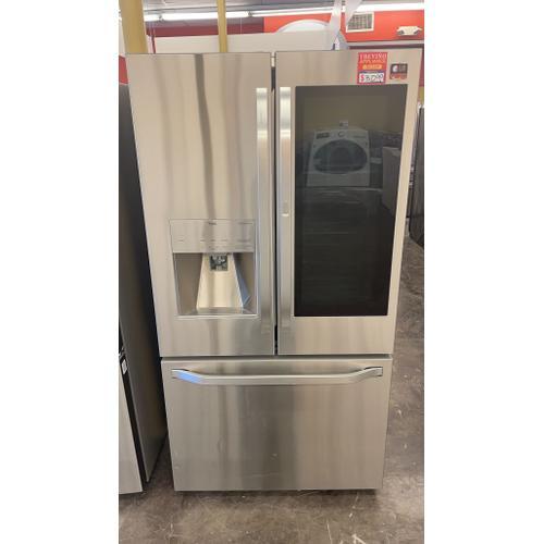 Treviño Appliance - LG Studio Smart  French Door Refrigerator (Printproof Stainless Steel)