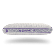 Gemini 1.0 position pillow