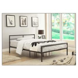 See Details - Fisher Full Bed