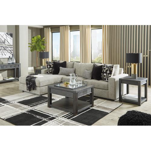 2 pc. Ravenstone Sectional