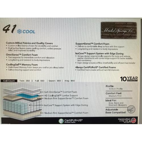 41 Cool Hybrid