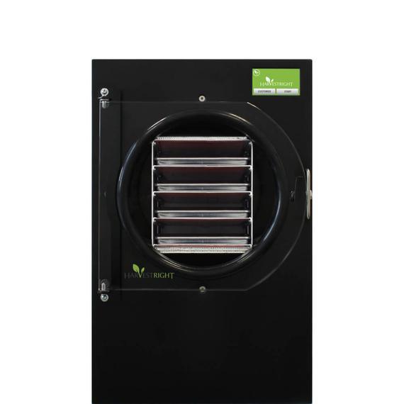 Harvest Right - Medium Black Freeze Dryer with Mylar Starter Kit