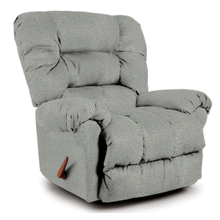 SEGER ROCKER RECLINER in HERON          (7MW27-23173,40079)