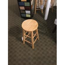 Whitewood Stool
