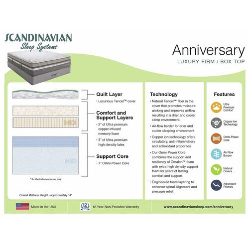 Anniversary Luxury Firm