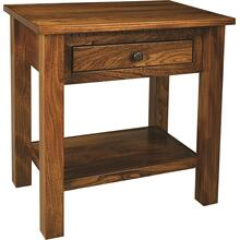 Lindholt 1-Drawer Nightstand