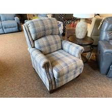 Whistler Power Recliner with Nailhead Trim