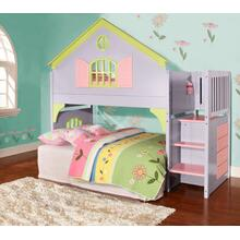 See Details - Doll House Stair Bed