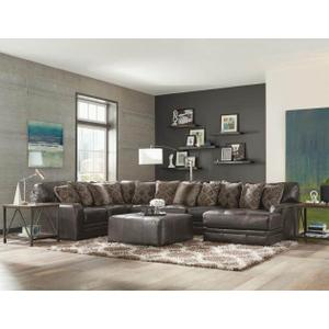 DENALI sectional (Italian Leather)