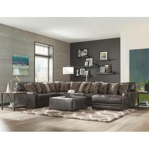 DENALI sectional (Italian Leather)