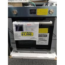 """Bosch 500 Series 24"""" Oven HBE5451UC (FLOOR MODEL)"""